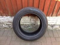 """INFINITY INF 040 16"""" 205 55 16 TYRE WITH VERY GOOD TREAD"""