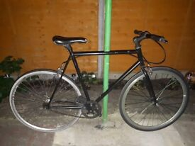 NO LOGO SINGLE SPEED BIKE **GOING CHEAP**