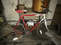 MBK Mistral Road bike early 90's
