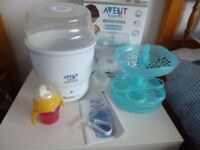 Avent Express Steam Steriliser