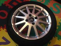 Ford Fiesta Alloy Wheel 195/45/R16