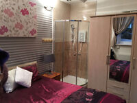 Boutique clean furnished small studio / flat inclu bills nr trainstation gravelly hill,Bham city