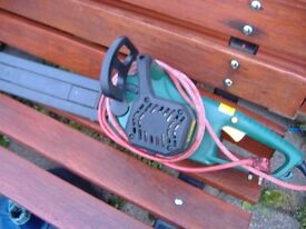 Oregon electric chain saw