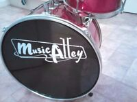 Children's Kids' Drum Kit & Stool - Musical Instrument - Christmas Present