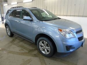 2014 Chevrolet Equinox 1LT AWD, Heated Seats, 7 Color Touch Scre