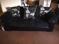 Immaculate Sofas for sale