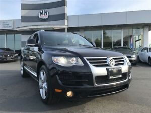 2010 Volkswagen Touareg TDI, Full Load, Performance Package