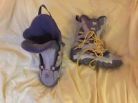 Flow Morphan Snowboard boots very good hardly used