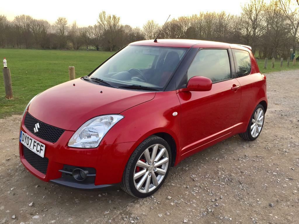 suzuki swift sport 1 6 vvt 2007 in maldon essex gumtree. Black Bedroom Furniture Sets. Home Design Ideas