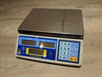 Excell FDP3-P Retail Scales (Trading Standards Approved)