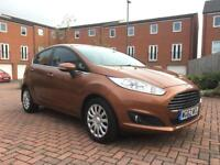 2013 Ford Fiesta Zetec 1.5 Econetic Zero Road Tax, Cards Accepted, 12 Months Warranty Included