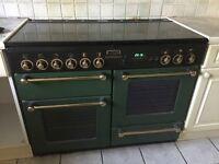 Rangemaster 1100 duel fuel oven