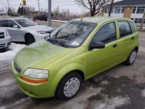 2004 Suzuki Swift+ 104 000KM, AUTOMATIQUE, GARANTIE 1 AN