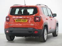 Jeep Renegade M-JET LONGITUDE (orange) 2016-01-30