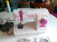 Toyota eco26a sewing machine
