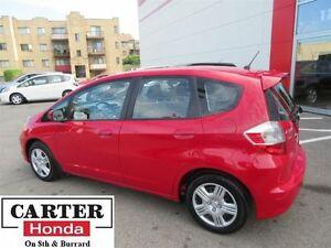 2013 Honda Fit LX + AUTO + A/C + LOCAL + NO ACCIDENTS + CERTIFIE