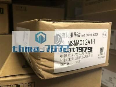 1pcs New Panasonic Ac Servo Motor Msma012a1h