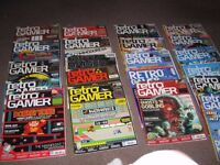 Retro Gamer Magazines