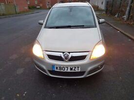 Vauxhall Zafira 1.9 CDTi Design 5dr