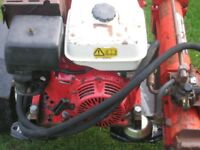 petrol log splitter hydraulic