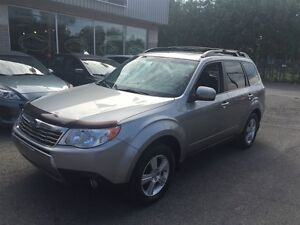 2009 Subaru Forester 2.5 X Touring Package ***CRÉDIT 100% APPROU