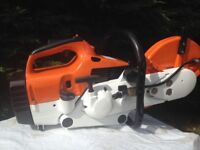 Stihl TS400 Cut Off Saw Excellent Condition