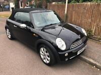 Mini one 1.6 convertible 2004 cat c