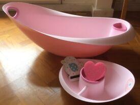 Brand New Mothercare Baby Bath Set