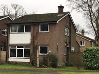 Delightful four bedroom family home in the heart of Hiltingbury for rent
