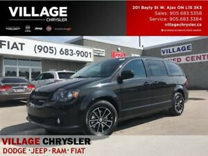 2017 Dodge Grand Caravan GT /DVD /REMOTE/ PWR DOORS /NAV