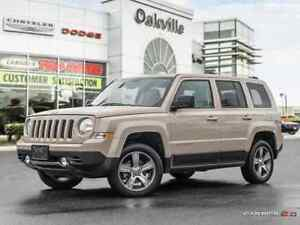 2017 Jeep Patriot HIGH ALTITUDE | 6.5 TOUCHSCREEN | SUNROOF | 4X