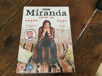 Miranda series 1 and 2 brand new boxed.