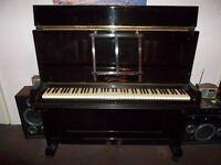 Chalmers & Co. Piano.