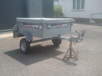 EDRE TRAILER IN EXCELLENT CONDITION