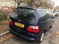 FORD GALAXY 2005 1.9 DIESEL ** 130 BHP** 7 SEATER ** 12 MONTH MOT ** PARKING SENSORS ** 2 F/K