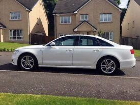 Audi A6 S line 177BHP + Lady Owner + Luxury Customize Car Mat