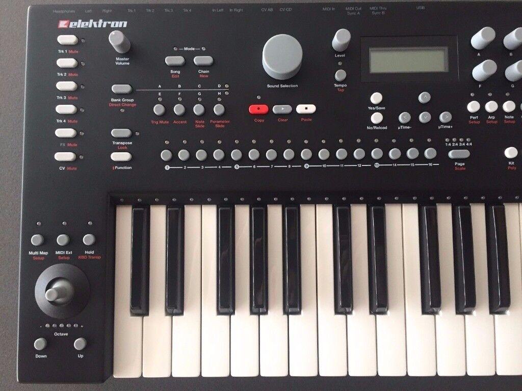 Elektron Analog Keys - offers welcome