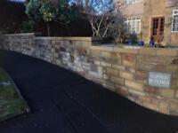 Delph Stone Walling