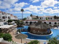 Tenerife, Fairways Club, Amerilla Golf. 1 Bedroom holiday apartment