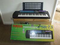 Keyboard PSR-73 By Yamaha