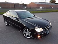 Amazing Mercedes CLK 220CDI