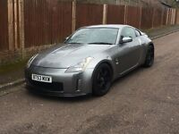 NISSAN 350Z 3.5 V6 GT PACK 2003 (53), GREAT CAR, PART EXCHANGE TO CLEAR