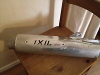IXIL Bolt on race can exhaust
