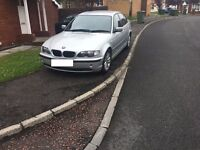 2005 bmw 320d full year mot for sale ( a4 audi seat vw passat mercedes vauxhall