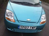 Chevrolet Matiz 1.0 SE LOW MILEAGE: 43000