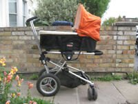 Micralite Toro Pushchair with Carrycot