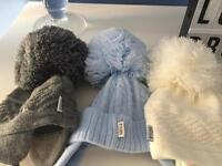 Satila baby hats