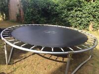 Plum trampoline 8 ft