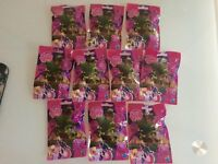 MY LITTLE PONY - 1O BRAND NEW UNOPENED PACKS !