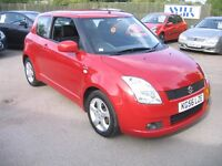 2006 suzuki swift 1.5 glx vvts 3 door sporty hatch .ALLOYS,AIR/CON, REMOTE LOCKING, 2 KEYS